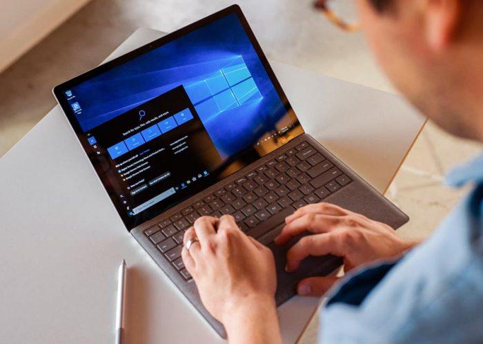 Windows 10 2018 update